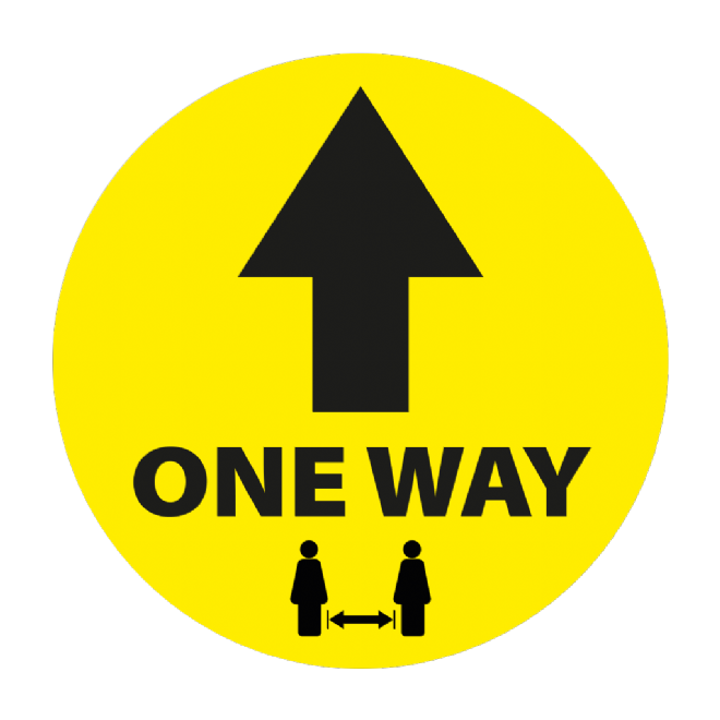 One Way Directional
